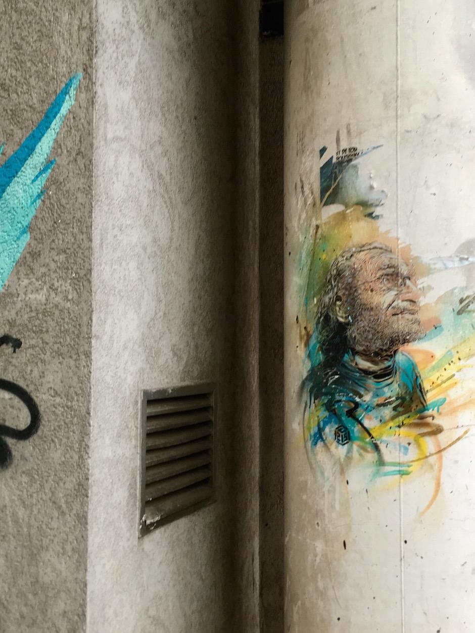 C215, 23 rue clément Perrot, Vitry / © Julie Gourhant