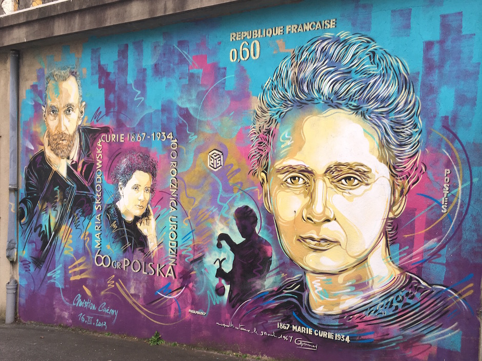 C215, 16 ter avenue Henri Barbusse, Vitry / © Julie Gourhant