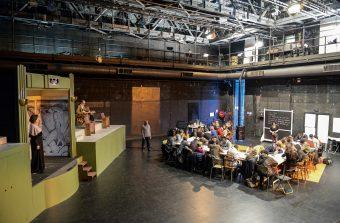 A Aubervilliers, le théâtre et la politique font cause commune