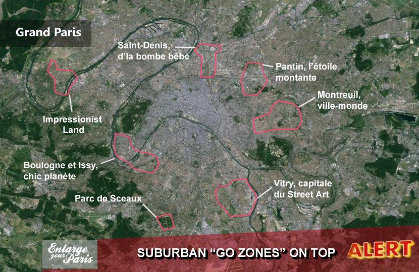 Go Zones du Grand Paris