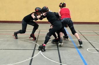 Le roller derby va secouer Montreuil ce week-end