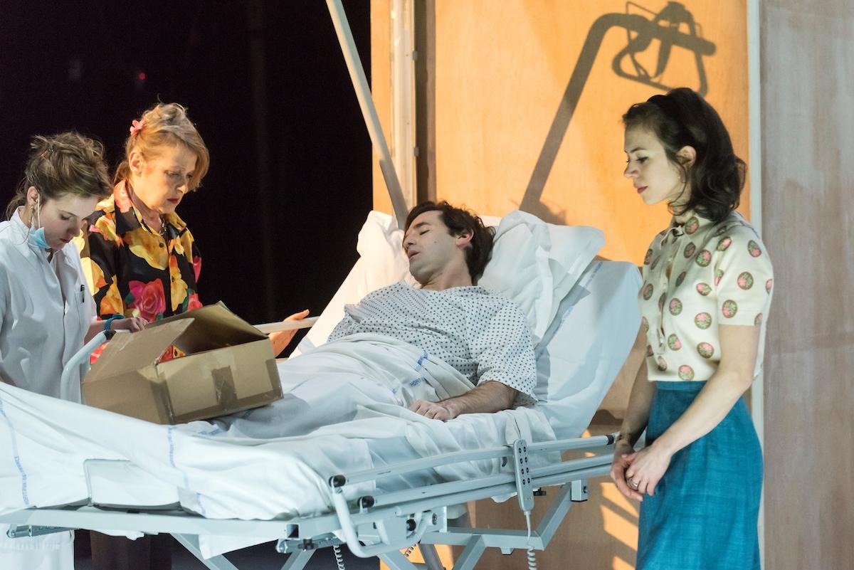 """""""Notre Faust (saison 2)"""" au Théâtre des Amandiers à Nanterre / DR"""