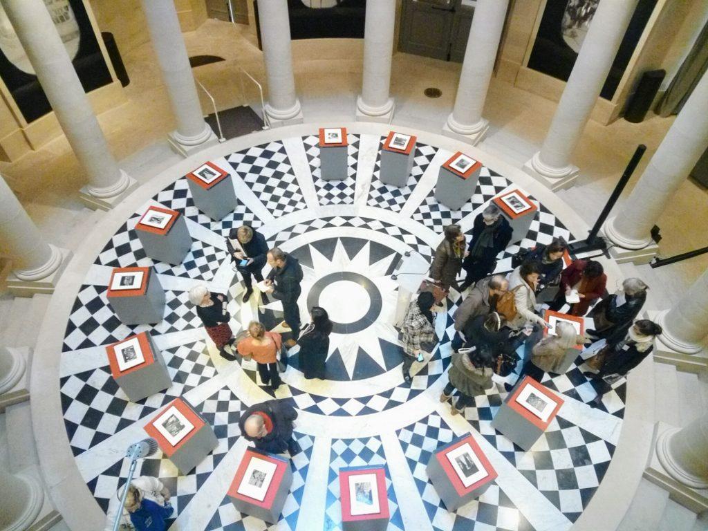 """Exposition """"Robert Doisneau, Les années Vogue"""" à l'espace Richaud, Versailles / © Mona Prudhomme"""