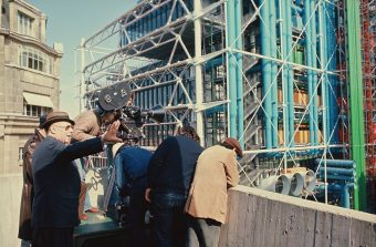 Quand Rosselini filmait Beaubourg : l'ovni oublié du cinéma