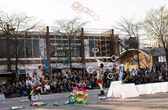 Passez trois semaines dans la jongle urbaine