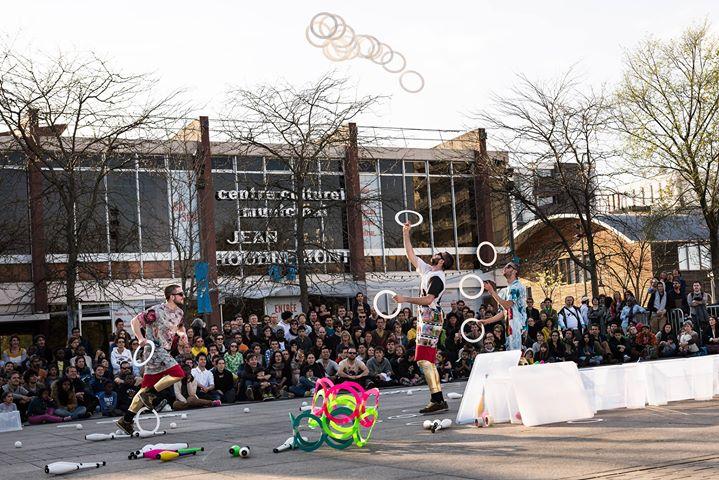 Festival Renontre des jonglages / Milan Szypura