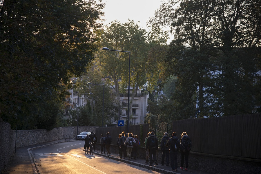 Tour des panoramas du Grand Paris, Issy / © Marie Genel