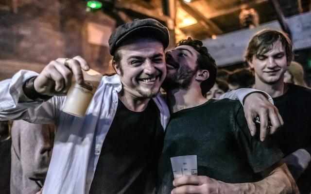 Happy Milf Party 6 à La Marbrerie avec Amadeo 85 et Dj Az Groove/ © Jean-Fabien Leclanche