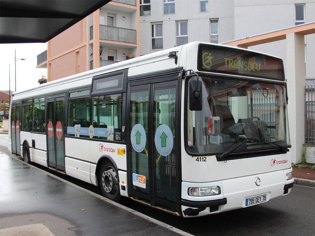 Bus Transdev / DR