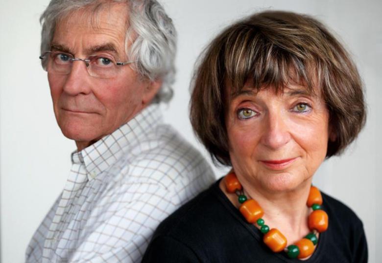Les sociologues Monique Pinçon-Charlot et Michel Pinçon / DR