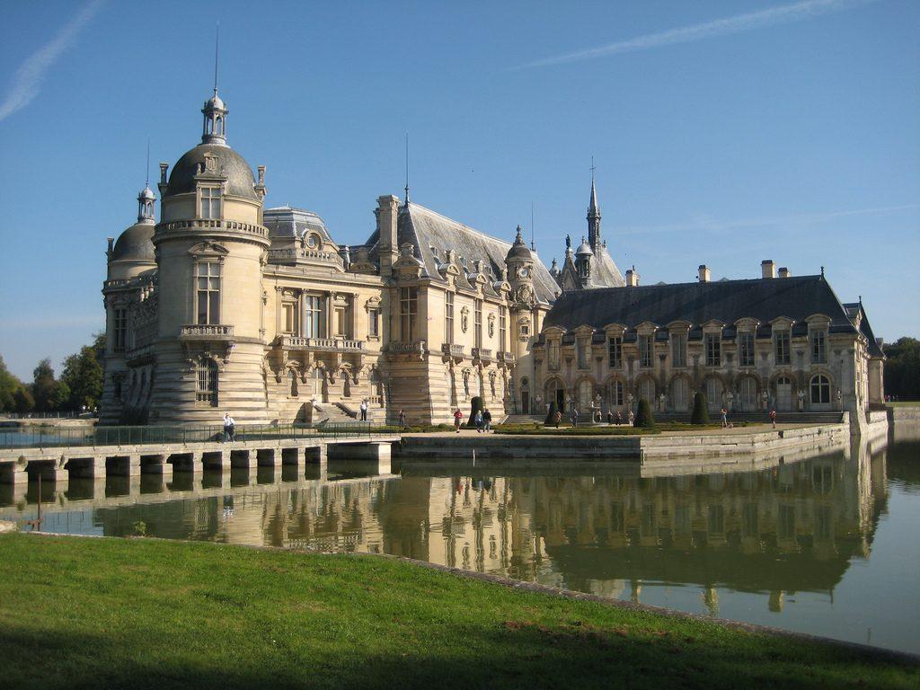 Château de Chantilly / © Guillaume Cattiaux