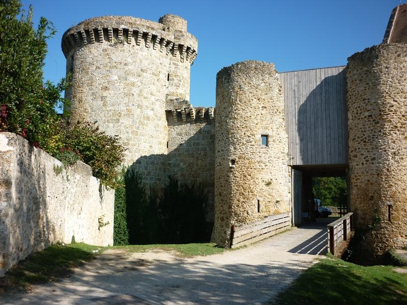 Château de la Madeleine à Chevreuse / © Sortir Yvelines