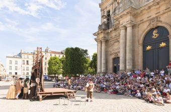 [FESTIVAL] Le théâtre envahit les rues de Versailles pendant un mois