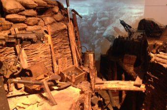 Le musée de la Grande Guerre déroule l'histoire de 14-18