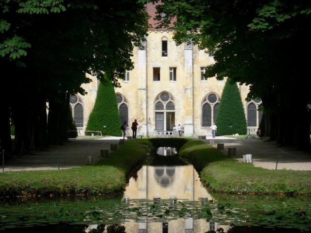 Abbaye de Royaumont / DR