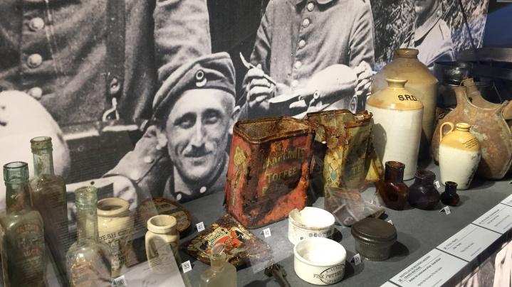 De Terre et d'Acier – Archéologie de la Grande Guerre / DR