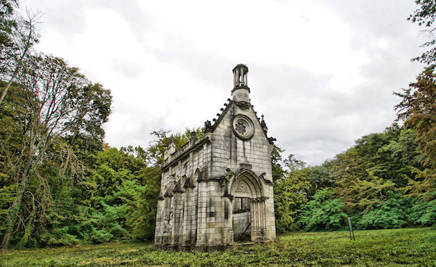 Chapelle du domaine de La Valette / © CHRISTIAN JULIA