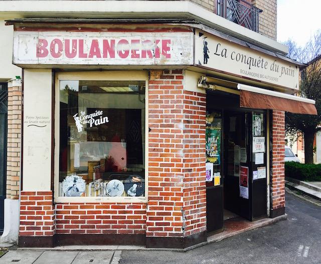 La Conquête du pain à Montreuil / © Julie Gourhant