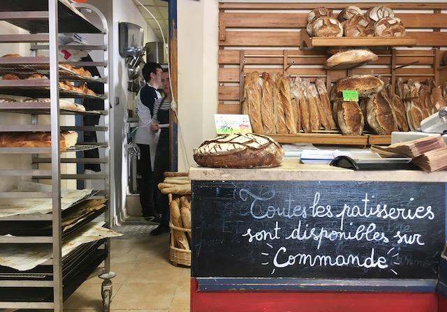 La Conquête du pain à Montreuil / © Julie Gourhant pour Enlarge your Paris