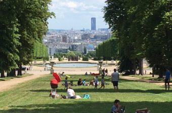 Comprendre les espaces verts du Grand Paris en une infographie