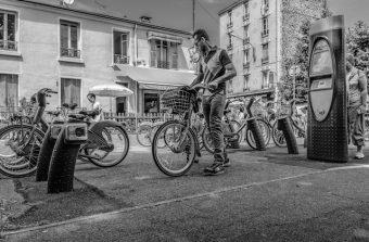 Vélib' entre en selle en banlieue