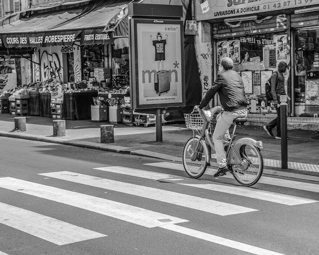 Vélib' à Montreuil / © Jean-Fabien Leclanche pour Enlarge your Paris