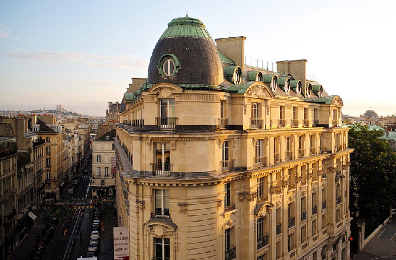 Caracteristique D Un Immeuble Haussmannien haussmann a fait de paris une ville nouvelle du xixe siècle »