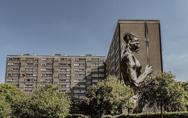 Vitry, Mecque du street art / © Jean-Fabien Leclanche