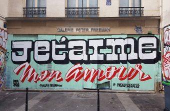 «Le street art change le regard sur la ville»