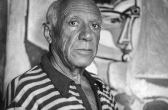 Picasso en catimini à Sceaux
