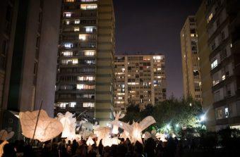 Des lanternes pour éclairer Aubervilliers sous un autre jour