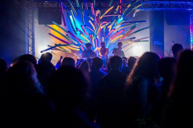 Soirée Jungle numérique chez Mains d'Oeuvres à Saint-Ouen © Pixis productions