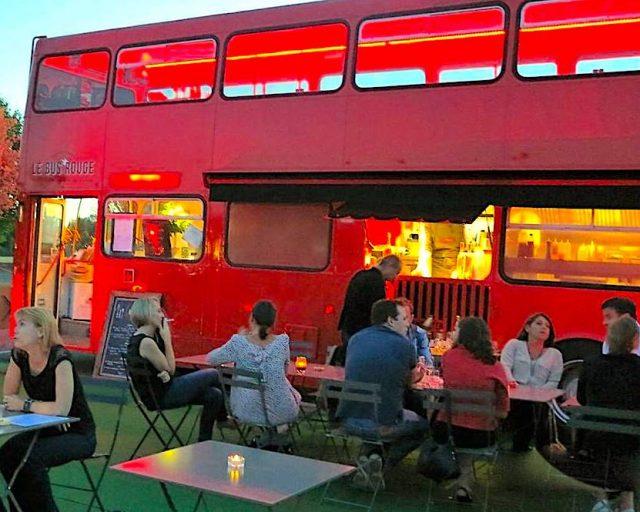 Le Bus Rouge / © Le Bus Rouge