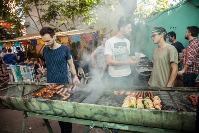 L'Open Barbecue de la Halle Papin / © Luc de la Photographie