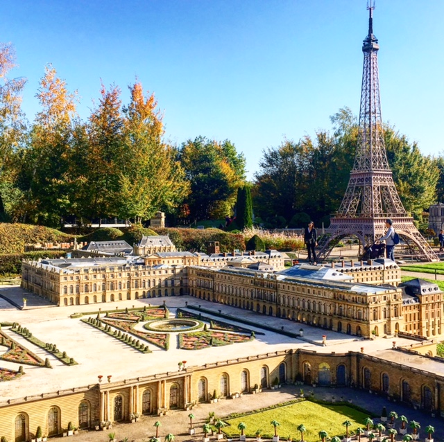 Le Grand Paris vu chez France Miniature / © Steve Stillman pour Enlarge your Paris