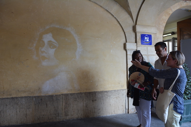 Une visite avec l'association Paris Greeters  / © Paris Greeters