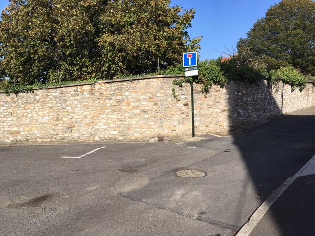 Panneau d'indication d'impasse rue de la Halte à Montigny-lès-Cormeilles / © Steve Stillman pour Enlarge your Paris