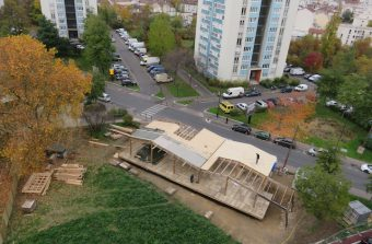 Chassée de Colombes, la ferme R-Urban renaît à Gennevilliers