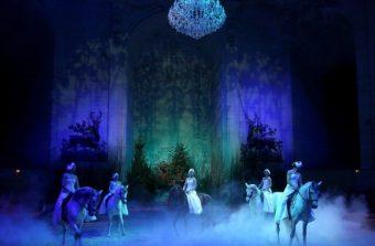 Quatre cirques de Noël où les parents ne trouvent pas le temps long
