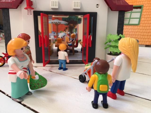 Ecole Playmobil