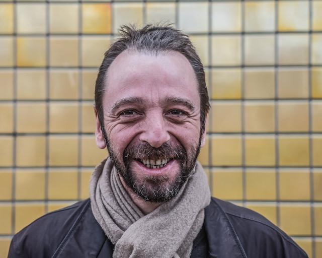 Le metteur en scène Franck Dimech / © Jean-Fabien Leclanche pour Enlarge your Paris