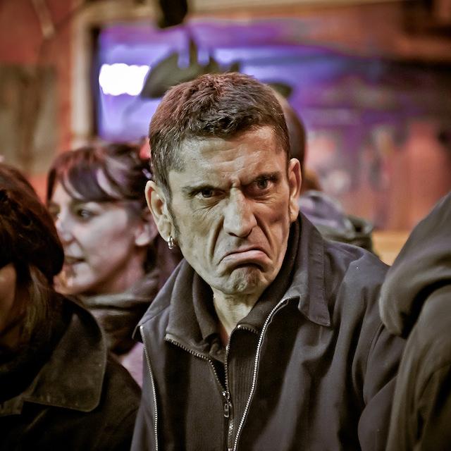 """""""Old Dirty Bastards Portraits"""" chez Fatalitas à Montreuil / © Jean-Fabien Leclanche"""