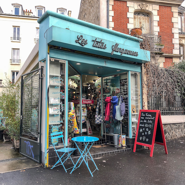 Les Tatas Flingueuses / © Jean-Fabien Leclanche pour Enlarge your Paris
