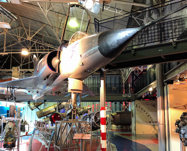 Musée aéronautique et spatial Safran à Réau (77) / © Jean-Fabien Leclanche pour Enlarge your Paris