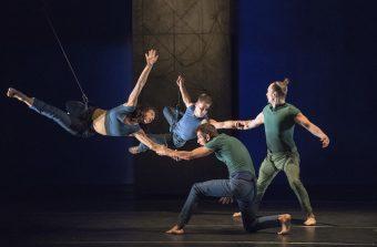 Suresnes Cités Danse réunit les danseurs étoiles du hip-hop