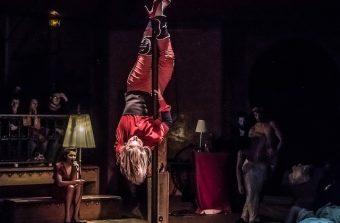 J'ai testé l'apéro cirque Fratellini à Saint-Denis