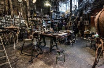 La Briche à Saint-Denis, coworking d'artisans depuis 1995