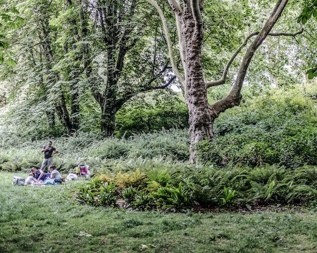 Le bois de Vincennes - Le Delta / © Jean-Fabien Leclanche pour Enlarge Your Paris