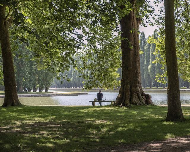Le parc de Sceaux - Le Square XXL / © Jean-Fabien Leclanche pour Enlarge Your Paris