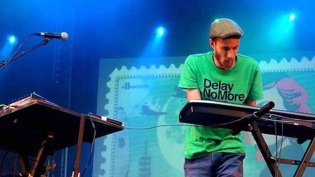 Le Chapelier fou sera en concert à L'Onde à Vélizy le 16 mars dans le cadre d'Electrochic / DR